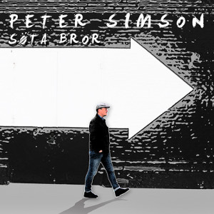 Peter Simson - Sota_Bror, omslag
