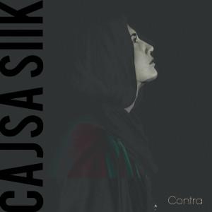 Cajsa Siik - Contra, omslag