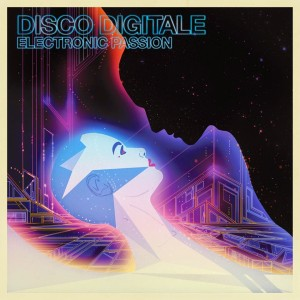 Disco Digitale - Electronic Passion, omslag
