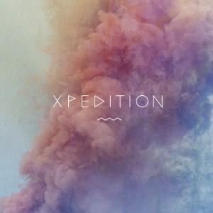 Jonas Schwartz - Xpedition, omslag