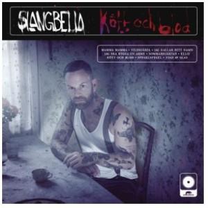 Slangbella - Kött & blod, omslag