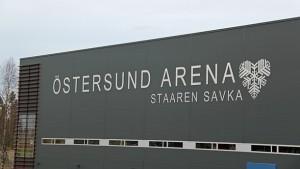 Östersund arena