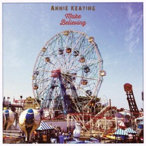 Annie Keating - Make Believing, omslag