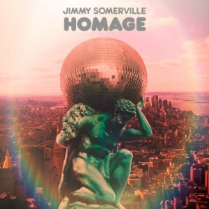 Jimmy Somerville - Homage, omslag
