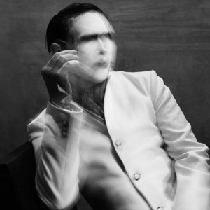 Marilyn-Manson-The-Pale-Emperor, omslag