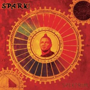 Spark - Spektrum, omslag