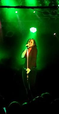 Alison Moyet, live på Kulturbolaget, Malmö, 2015-02-12