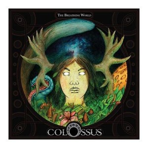 Colossus - Breathing World, omslag