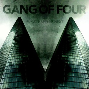 Gang Of Four - What Happens Next, omslag