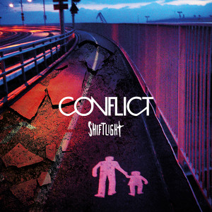 Shiftlight - Conflict, omslag