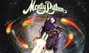 Stephen Hawking & Monty Python