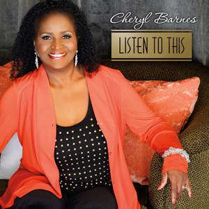 Cheryl Barnes - Listen To This, omslag