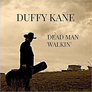 Duffy Kane - Dead Man Walkin, omslag