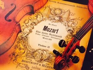 En av Mozarts odödliga klassiker.