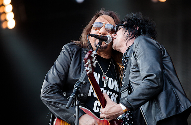 Ace Frehley Sweden Rock Festival, 2015