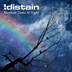 !Distain - Rainbow Skiss At Night, omslag