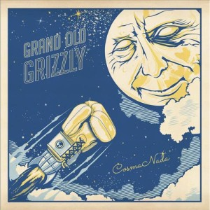 Grand Old Grizzly - Cosmonada, omslag