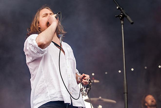 Kee Man Hawk Sweden Rock Festival, 2015