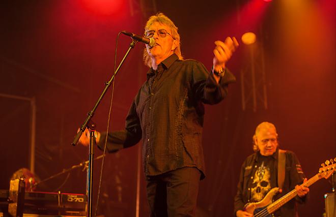 Lucifers Friend Sweden Rock Festival, 2015