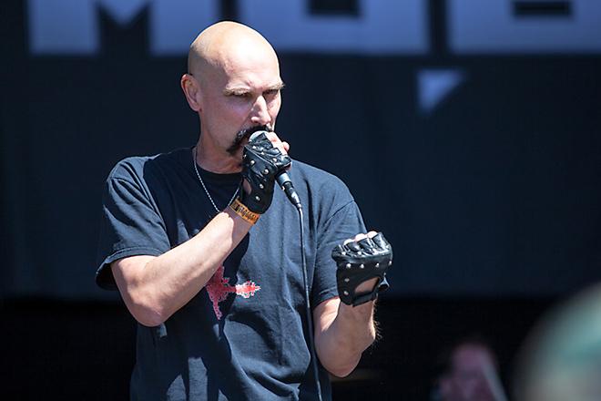 M.O.B. Sweden Rock Festival, 2015