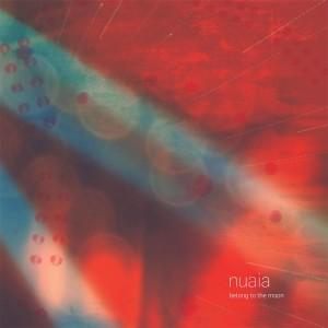 Nuaia - Belong To The Moon, omslag