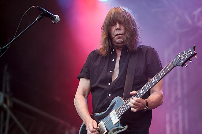 Pat Travers Band Sweden Rock Festival, 2015