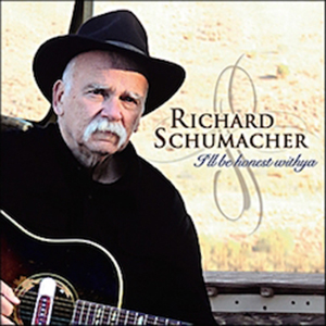Richard Schumacher -I´ll Be Honest Withya, omslag