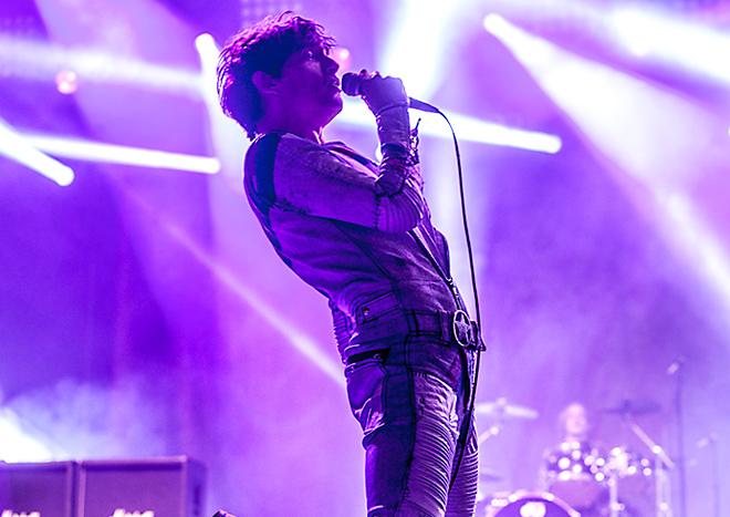 The Darkness Sweden Rock Festival