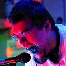 Brendan Becker, alias Inverse Phase. Foto: Marjorie Becker.