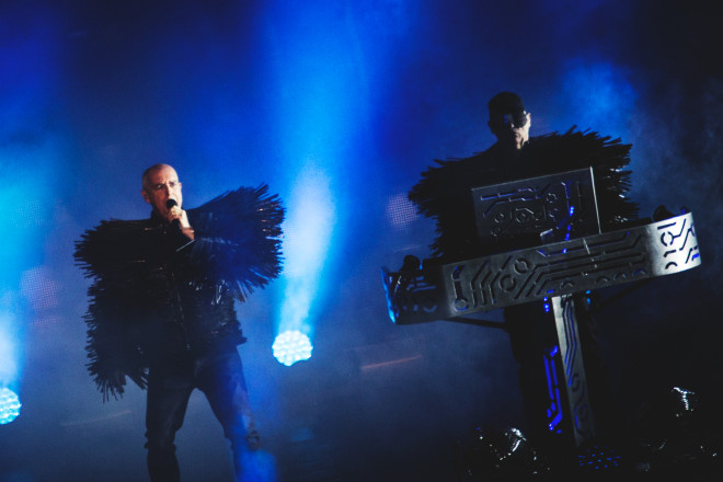 Pet Shop Boys Foto: Annika Berglund