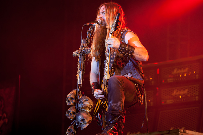 Black Label Society - Getaway Rock Festival 2015