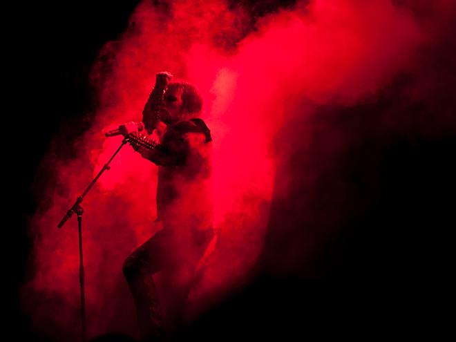 Dark Funeral - Getaway Rock Festival 2015