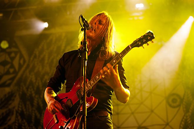 Graveyard - Getaway Rock Festival 2015