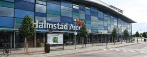 Årets debutant; Halmstad arena.