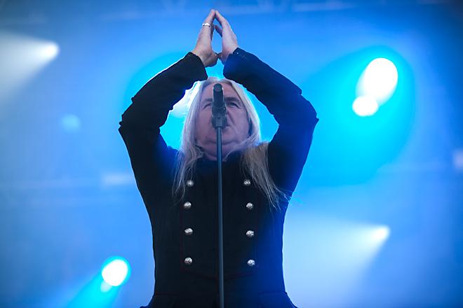 Saxon - Getaway Rock Festival 2015