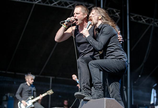 Totalt Jävla Mörker - Getaway Rock Festival 2015