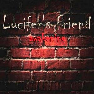 lucifers friend awakening, omslag