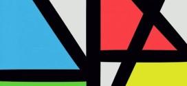 new order - music complete, omslag