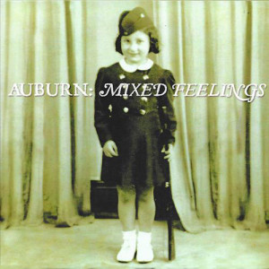 Auburn - Mixed Feelings, omslag