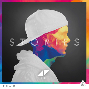 Avicii - Stories, omslag