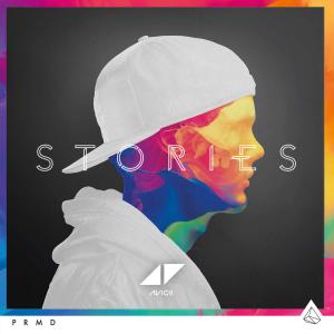 Avicii - Stories, omslag