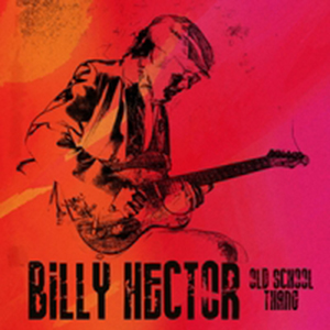 Billy Hector - Old School Thang, omslag
