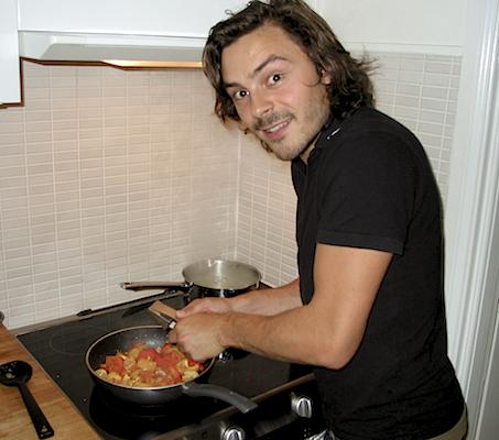 Paul lagar mat