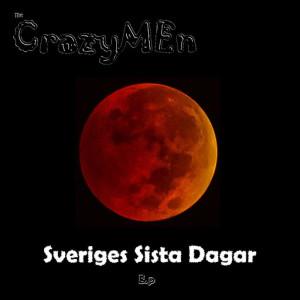 CrazyMen -Sveriges sista dagar, omslag