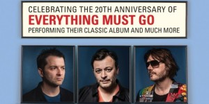 Manic Street Preachers Everything Must Go 2016