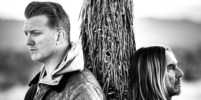 Iggy Pop & Josh Homme