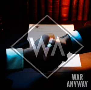 War Anyway -War For Peace, omslag