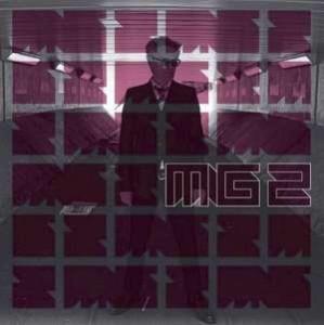 Mike Granditsky -MG2, omslag