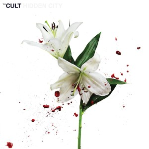 The Cult - Hidden City, omslag