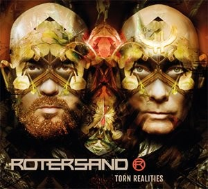 Rotersand -Torn Realities, omslag